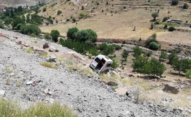 Akçadağ'da feci kaza: 6'sı ağır 15 kişi kişi yaralı!