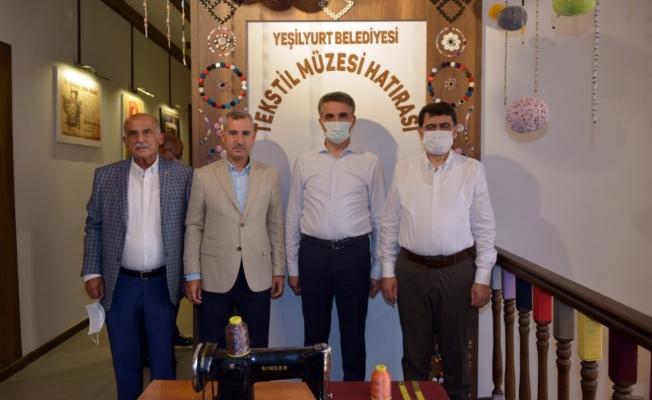 Ankara Valisi Vasip Şahin, Yeşilyurt'a hayran kaldı