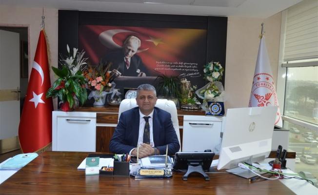 Başhekim Aktürk görevden ayrıldı
