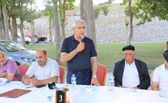 Başkan Güder: Battalgazi'de iz bırakan çalışmalara imza atıyoruz