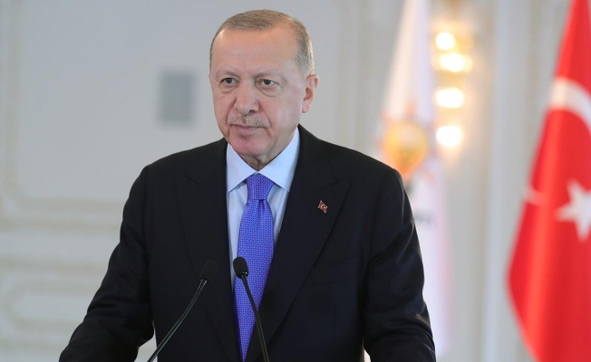 Erdoğan Türkiye gençlik zirvesinde konuştu