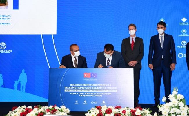 Gürkan: 230 milyon liralık destekle Malatya'da altyapı sorunu kalmayacak