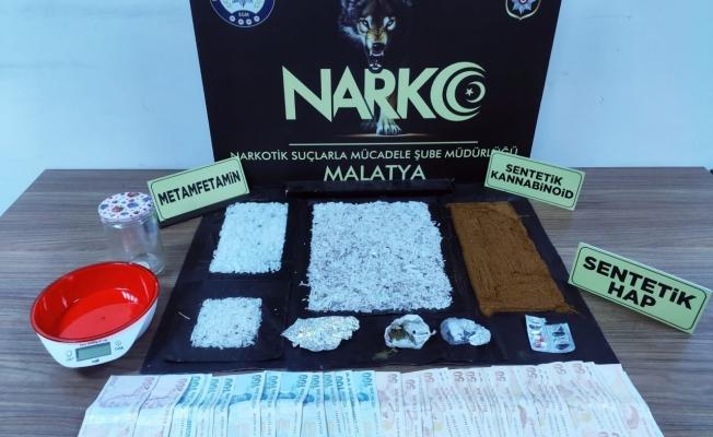 Malatya'da torbacı operasyonu! 1 kişi tutuklandı