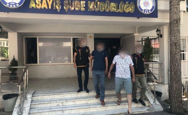 Sahte dekont dolandırıcıları kıskıvrak yakalandı! 2 kişi tutuklandı