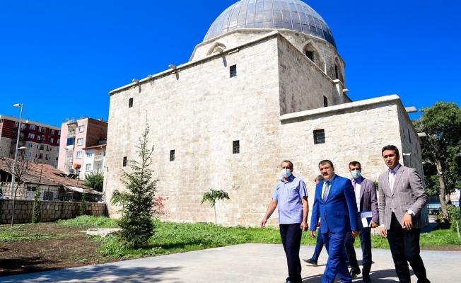Taşhoron Kilisesi'nde restorasyon çalışmaları tamamlandı