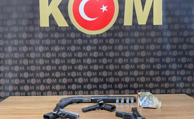 Emniyetten Huzur Operasyonu! 7 kişi gözaltına alındı