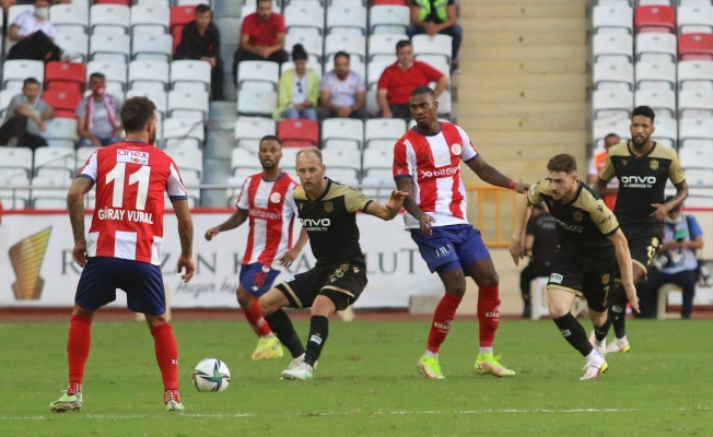 YMS, Antalya'da da kötü gidişatı sürdürdü: 1-0