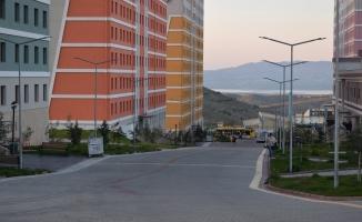 Malatya'da karantina ihlali yapanlar yurda yerleştiriliyor