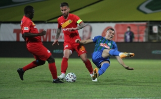 Süper Lig'in en çok gol atan yerli futbolcusu Adem Büyük
