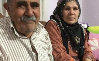 40 yıllık evlilerin duası kabul oldu, 3 saat arayla vefat ettiler