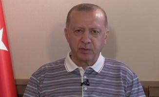 Cumhurbaşkanı Erdoğan'dan 'ek tedbir' açıklaması