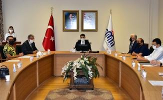 İl İstihdam Kurulu Vali Baruş Başkanlığında toplandı