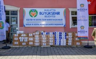 """""""Ziyan olmasın, şifa olsun"""" kampanyası devam ediyor"""