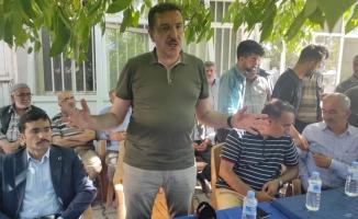 Tüfenkci'den muhalefete provokasyon tepkisi!