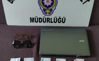 Malatya'da okulda hırsızlık olayı! Öğretmenin eşyalarını çaldılar!