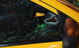 Malatya'da ticari araç içerisinde silahlı saldırıya uğrayan şahıs yaralandı!