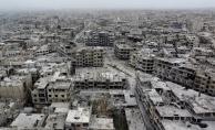 Doğu Guta'da 1 ayda bin 433 sivil hayatını kaybetti!
