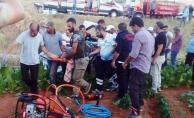 O kazada ağır yaralanan sürücü kurtarılamadı!