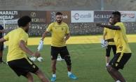BYMS, MKE Ankaragücü maçı hazırlıklarını sürdürüyor