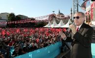 Erdoğan Malatya'dan ABD'ye sert mesajlar verdi