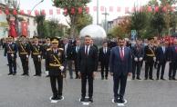 Malatya'da 29 Ekim kutlamaları...