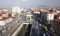 Büyükşehir Belediyesinden trafiği rahatlatacak altın dokunuşlar