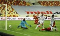 BYMS eksik Beşiktaş'ı geçemedi: 0-1