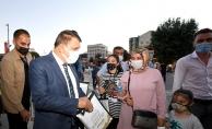 Gürkan'dan Malatya'ya kütüphane müjdesi