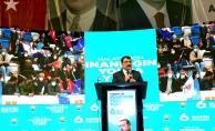 Gürkan: Malatya'da hizmet destanı yazılıyor