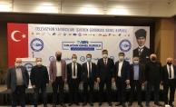 ERTV Genel Yayın Yönetmeni TVSEN Genel Başkan Yardımcısı oldu