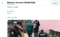 Polis yardımseverliği ile büyük takdir topladı